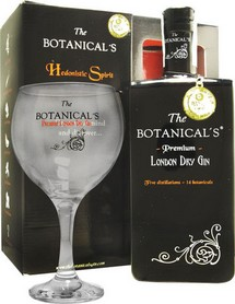 GIFT GIN THE BOTANICAL'S + 1 BICCHIERE